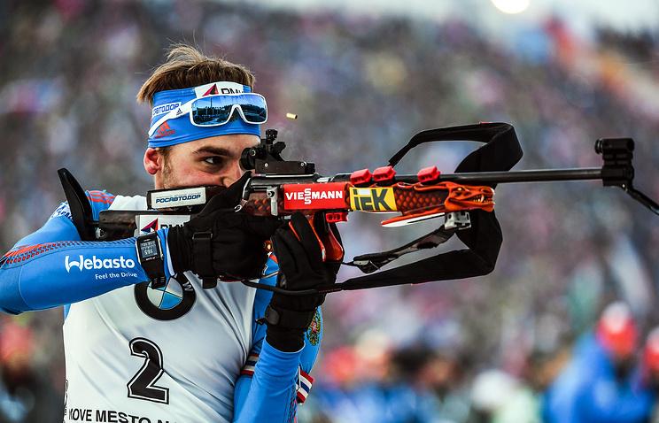 Биатлонист Шипулин поднялся на 2-ое место вобщем зачете Кубка мира