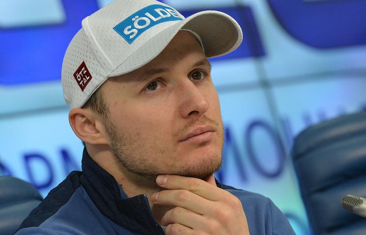 Русский горнолыжник Хорошилов стал 3-м вслаломе наэтапеКМ вШладминге