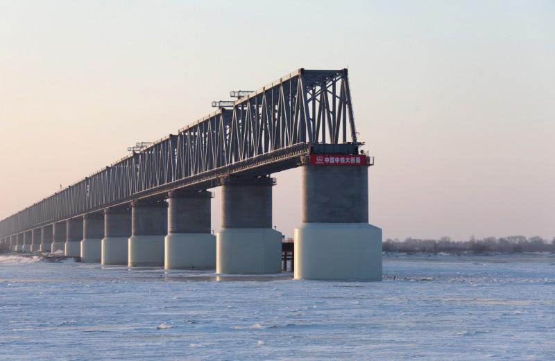 НаАмуре возведут мост огромных надежд: Главгосэкспертиза РФ согласовала проект этапа возведения