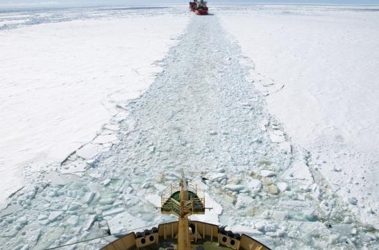 Традиция: РФ вновь непринемает участие вобсуждении будущего Арктики вТромсё