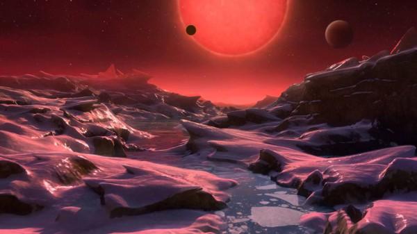 NASA открывает 3D тур попланете-близнецу Земли