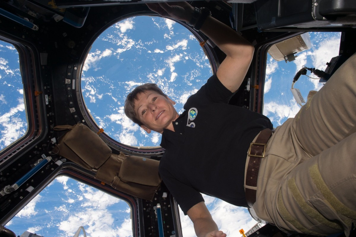 Американский астронавт Уитсон останется наМКС еще на3 месяца