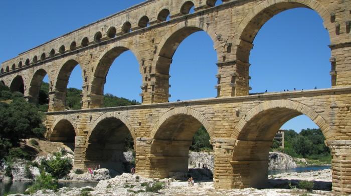 ВРиме отыскали самый старинный акведук
