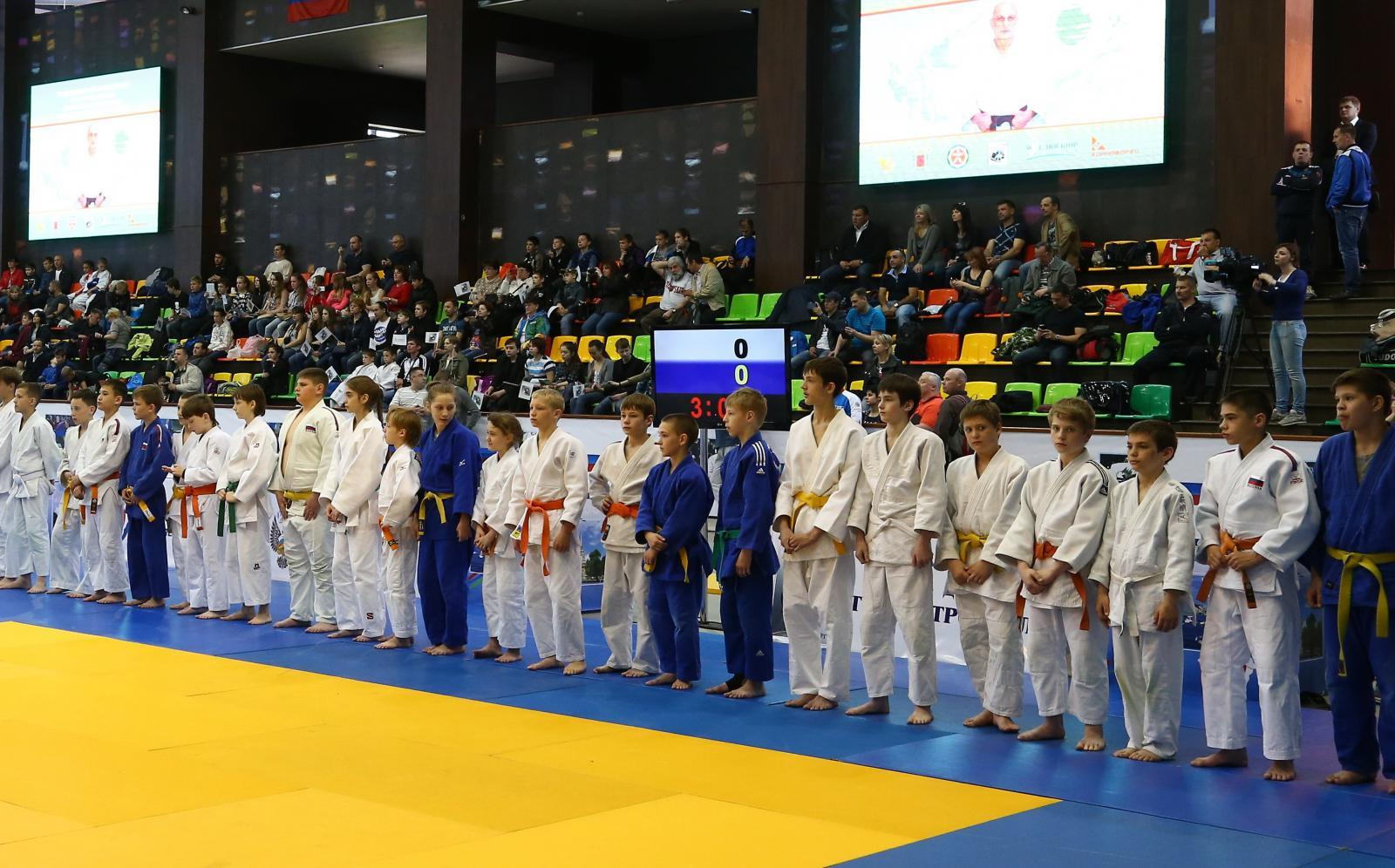 Владимир Путин направил приветствие участникам турнира подзюдо памяти Анатолия Рахлина