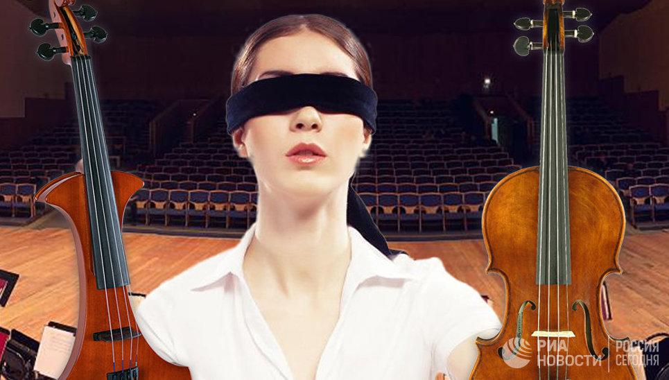 Скрипки Страдивари звучат нелучше обыденных - исследования ученых