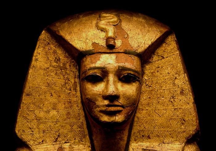 ВЕгипте найден погребальный парк эпохи фараонов