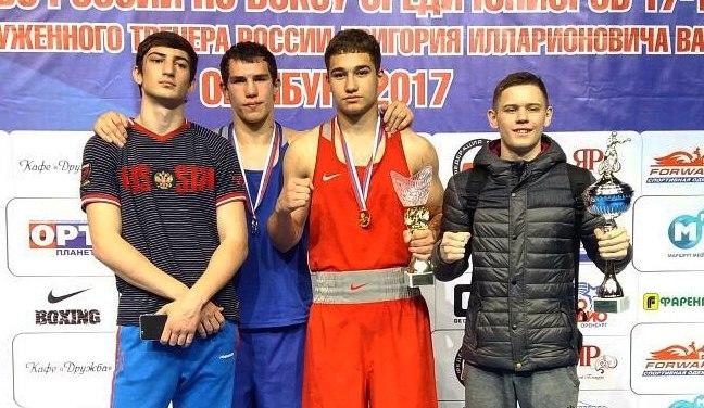 Южноуральский боксёр взял золото напервенстве Российской Федерации
