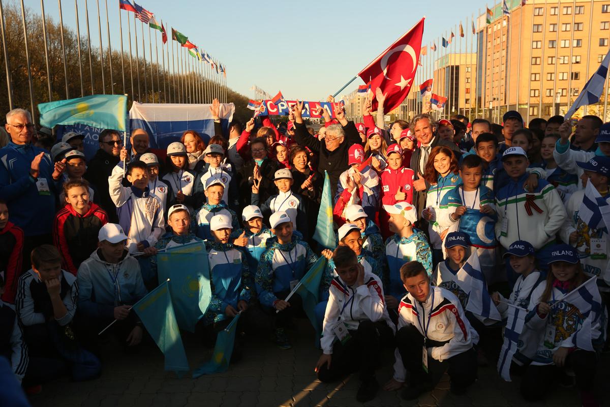Молодые спортсмены представят Азербайджан наВсемирных играх вКазани