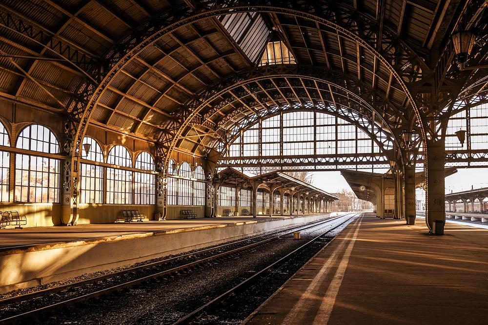 НаВитебском вокзале началась реставрация кЧемпионату мира пофутболу