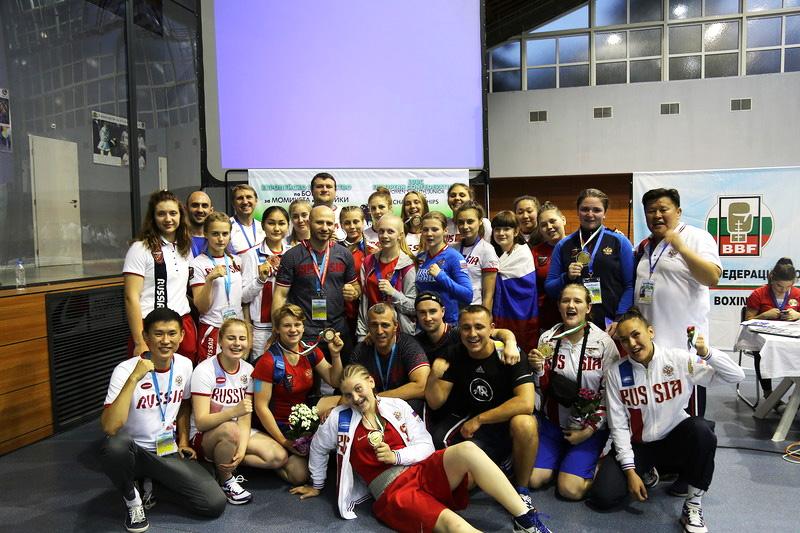Представительница Мордовии завоевала золото главенства Европы побоксу
