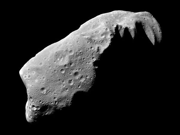 Ученые: падение астероида наЗемлю может побудить мировую катастрофу