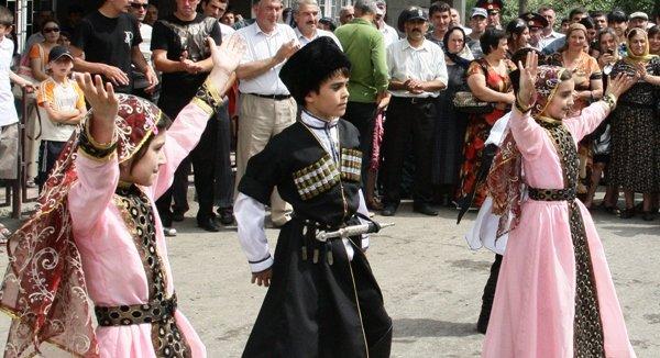 Праздник лезгинского героического эпоса «Шарвили» состоится вАхтах