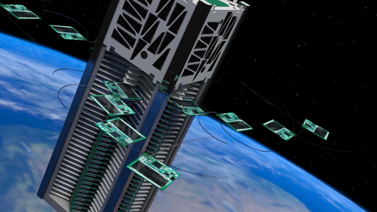 Стивен Хокинг иЮрий Мильнер объявили озапуске нанозондов наорбиту