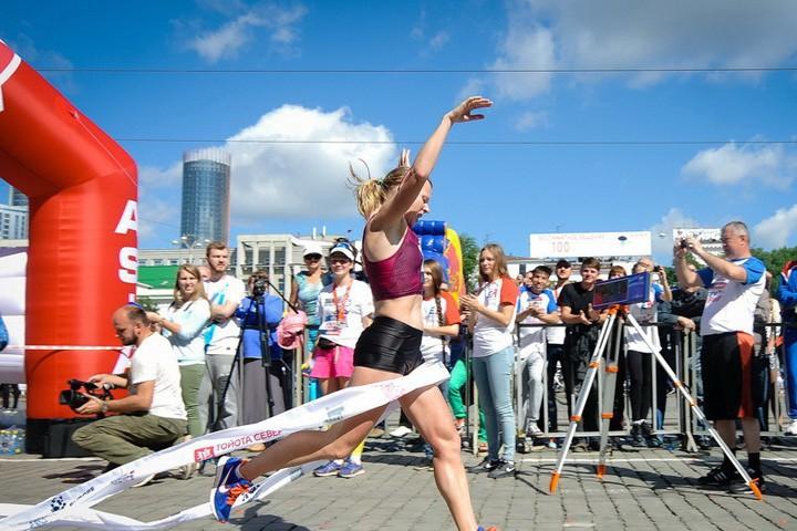 Самарец Юрий Чечун в 3-й раз стал победителем марафона «Европа-Азия»