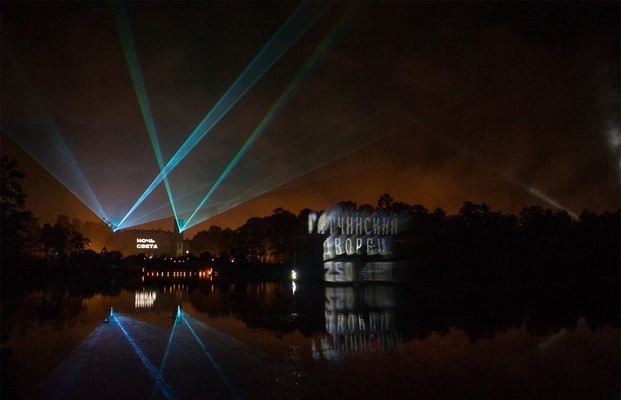 ВГатчине пройдет фестиваль «Ночь света»