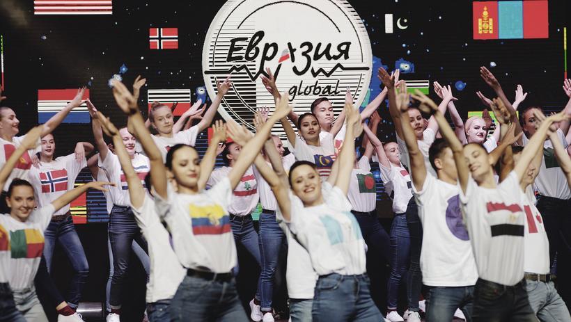 Тамбовчане стали участниками международного молодежного форума
