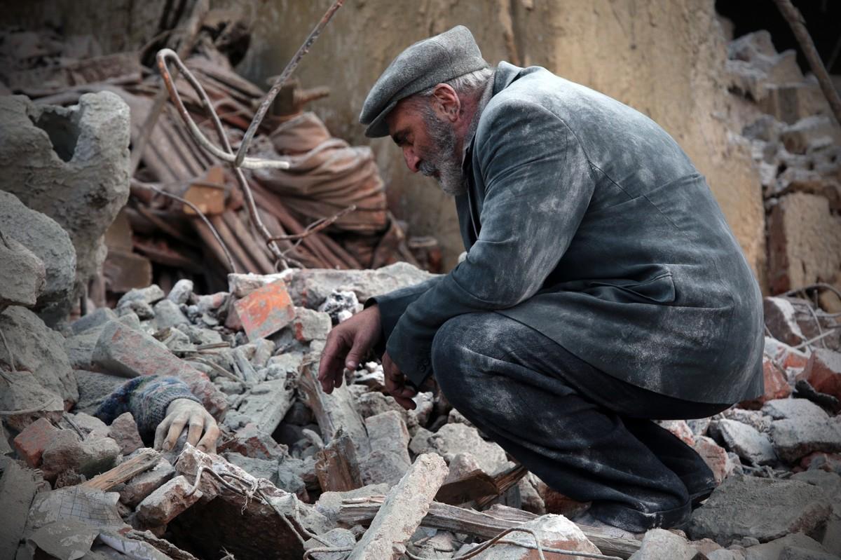 Ամերիկյան կինոակադեմիան կարծում է, որ Սարիկ Անդրեասյանի «Երկրաշարժ» ֆիլմը հարմար չէ «Օսկարին»