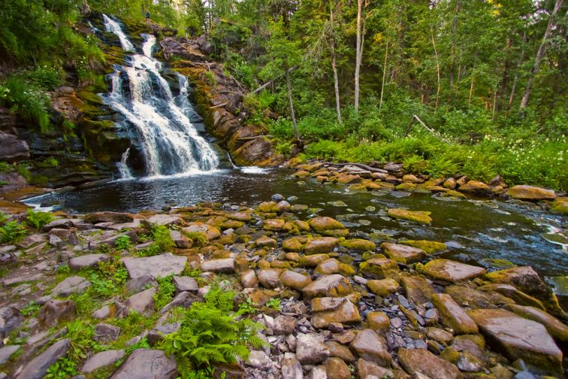 Блогеры и специалисты составят карту родников счистой питьевой водой вЛенобласти