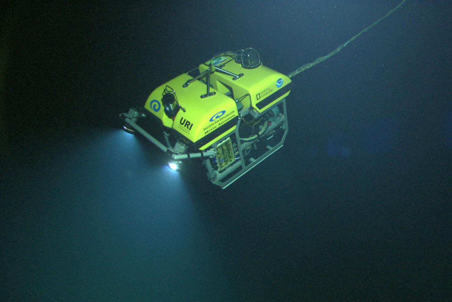 Плавающий робот