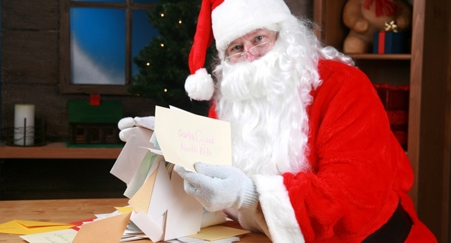 ВПетербурге возникла Почта Деда Мороза изВеликого Устюга