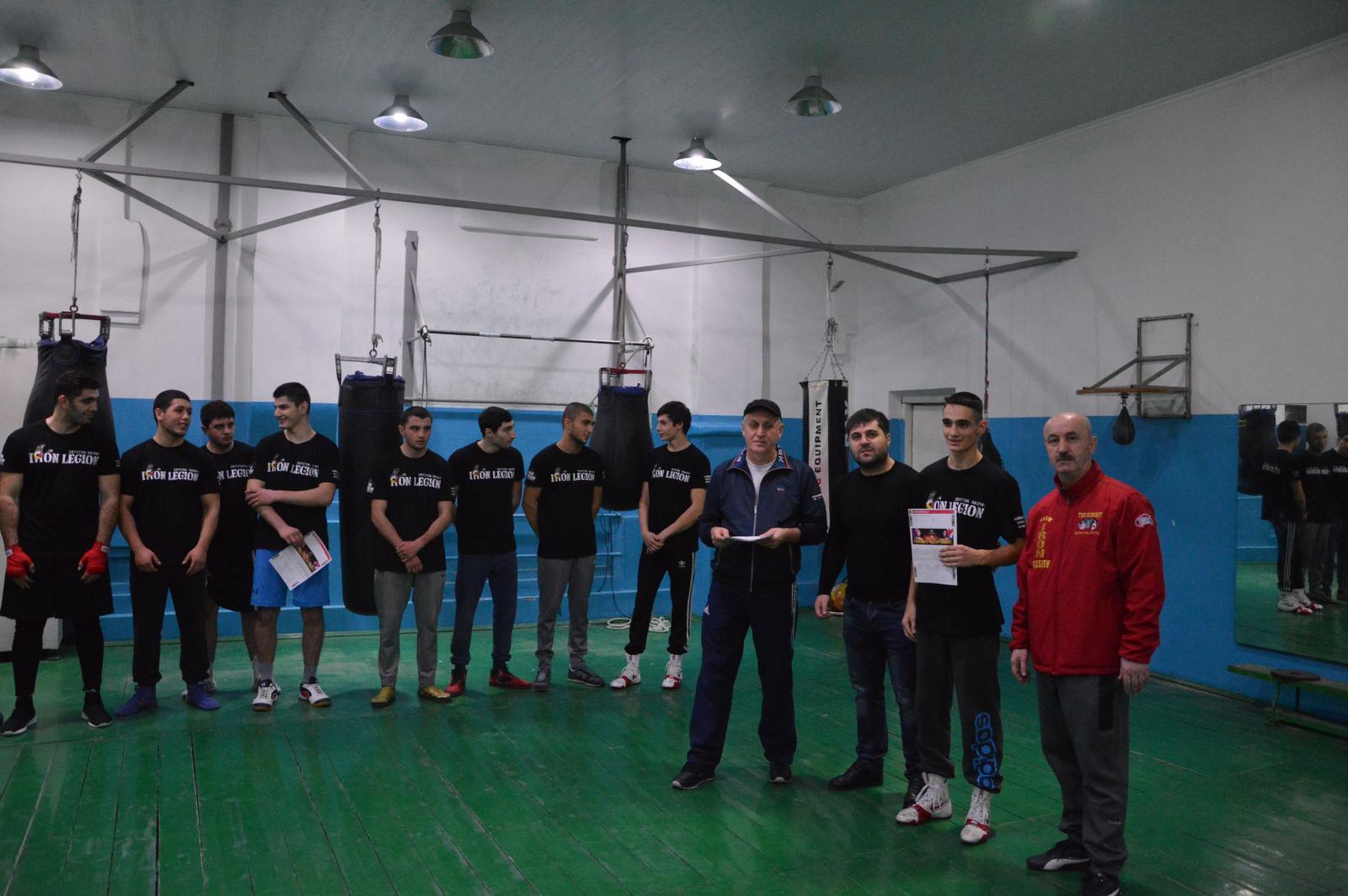 Тренер Гассиева: «Мой боксер техничнее Дортикоса»